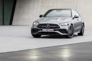 Mercedes-Benz : grande C, petite S