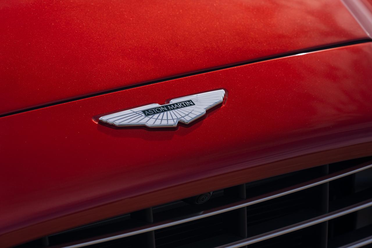 Aston Martin dans le dur mais optimiste