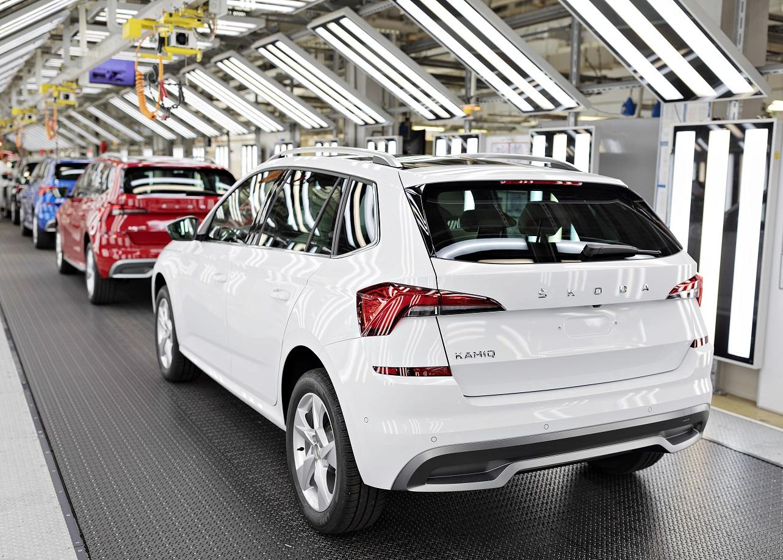 Skoda vient de produire son deux millionième SUV