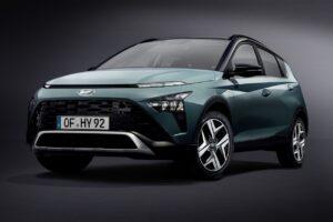Hyundai double la mise sur les SUV urbains avec le Bayon