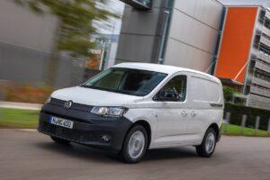 VW Caddy Cargo : de retour aux affaires