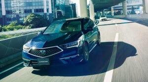 Conduite autonome de niveau 3 pour la nouvelle Honda Legend