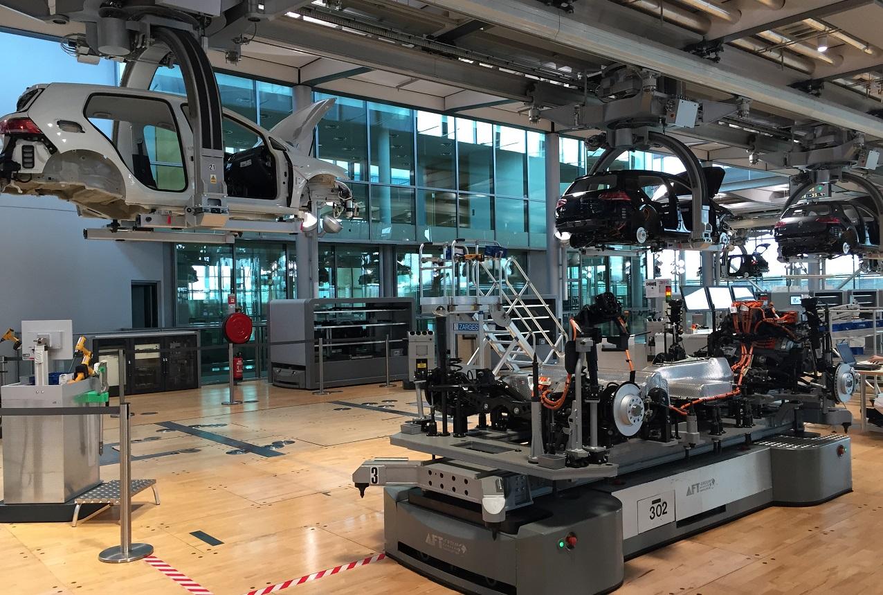 Le Covid a fait perdre la production de 4,2 millions de véhicules en Europe en 2020