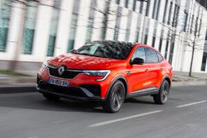 Renault Arkana : un SUV de reconquête