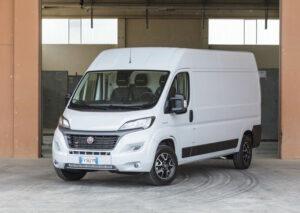 Fiat Professional annonce l'arrivée imminente du E-Ducato
