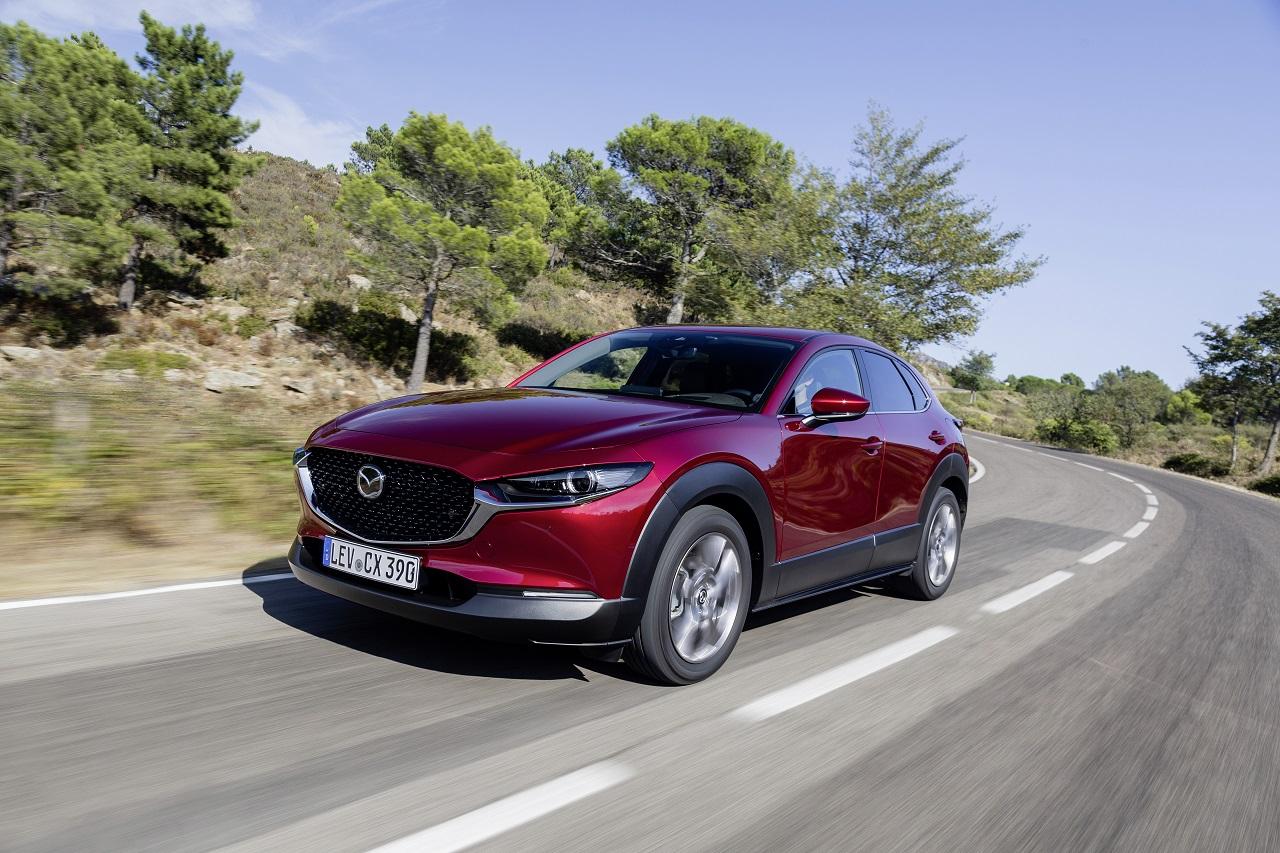 Mazda CX-30 : moteur de croissance