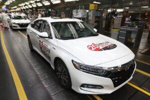 Honda manque à son tour de semi-conducteurs