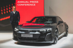 Audi en ordre de marche pour 2021