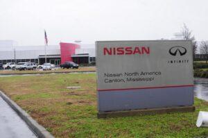 Nissan contraint de stopper sa production en Amérique du Nord