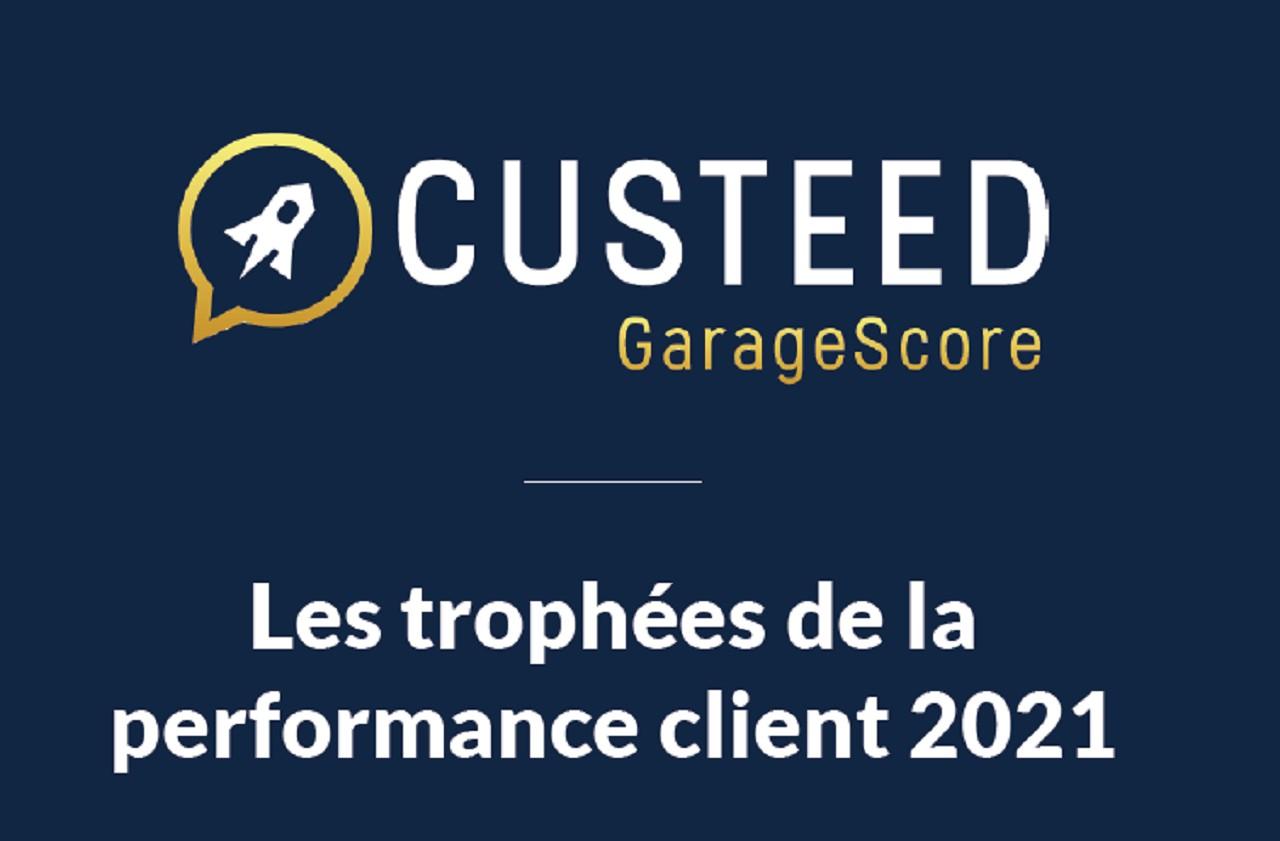 Découvrez les lauréats des trophées de la performance client Custeed
