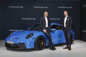Sur l'exercice 2020, Porsche tient bon la barre