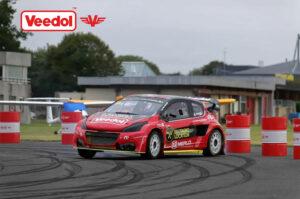Veedol sponsor de LB Racing pour les courses de Rallycross 2021, 2022 et 2023