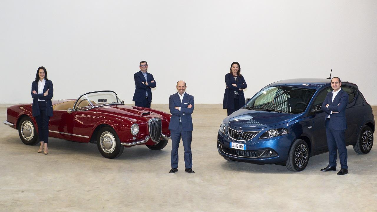 Yann Chabert dans le top management de Lancia
