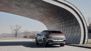 Kia en dit plus sur son nouveau véhicule électrique EV6