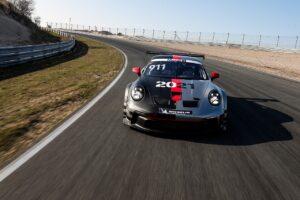Porsche teste des biocarburants en compétition