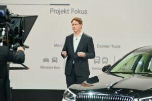 Daimler accélère sa stratégie sur l