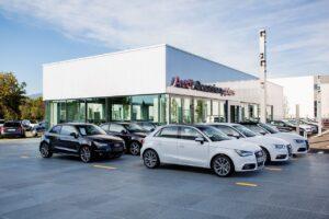 """François Larher, Audi : """"Réaliser 41 000 ventes avec le nouveau label"""""""