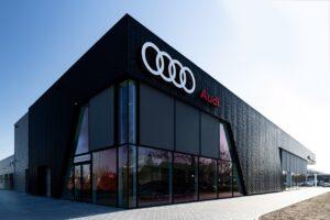Audi dévoile les nouveaux standards de son réseau