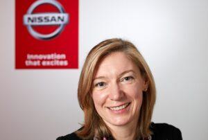Nissan West Europe confie la direction marketing à Helen Perry