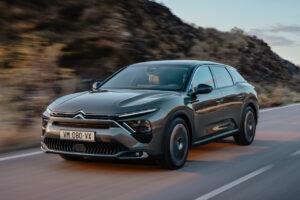 """Vincent Cobée, Citroën : """"La C5X est un mélange des codes pour répondre aux besoins des clients"""""""