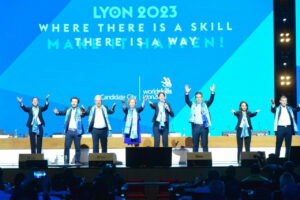 WordSkills : Lyon accueillera les finales mondiales en 2024