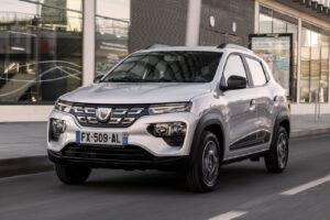 Dacia Spring : essentiellement électrique