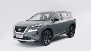 Le nouveau X-Trail de Nissan prévu à l'été 2022 en Europe