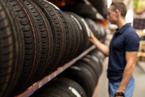 Beau rebond pour le pneu européen au premier trimestre 2021