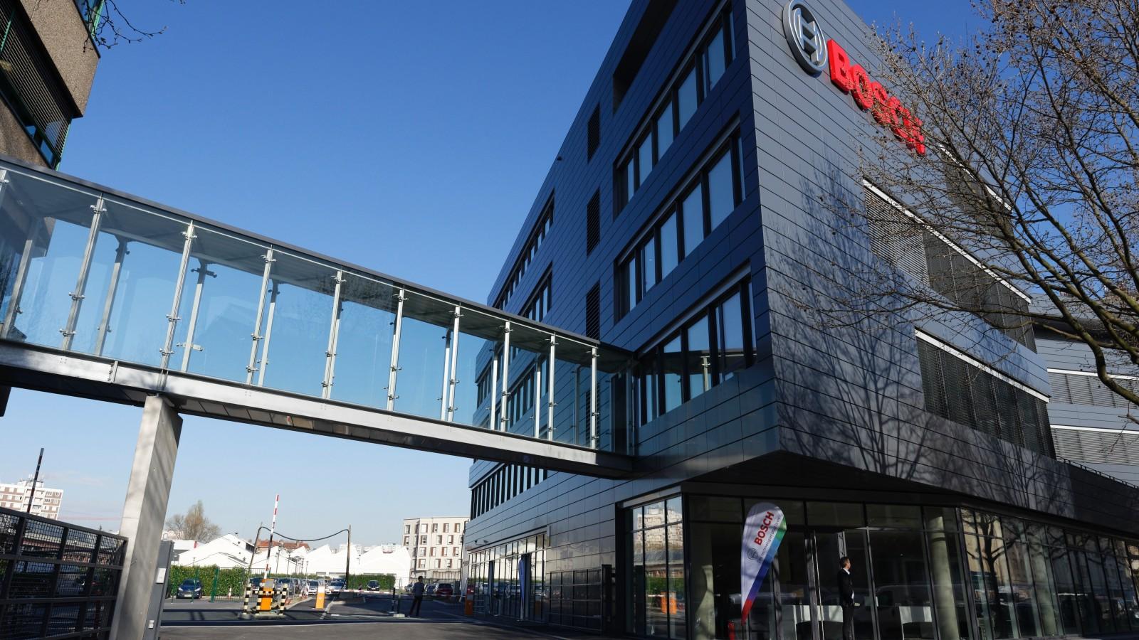 Bosch va investir un milliard d
