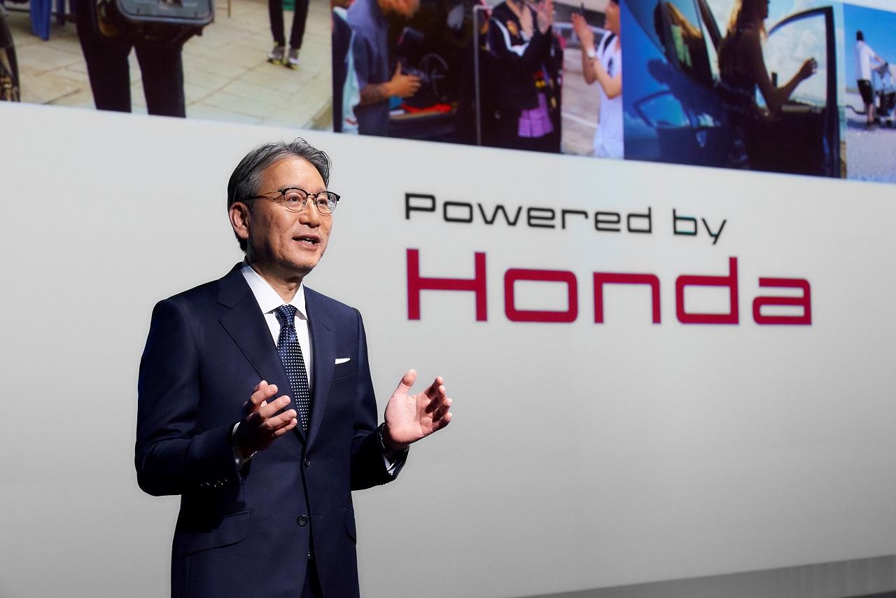 Honda gagné par la fièvre électrique