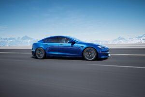 Tesla engrange des profits records au premier trimestre 2021