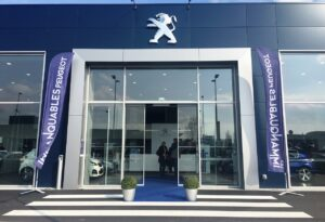 Christophe Prevost, Peugeot : le trafic en concession a baissé d