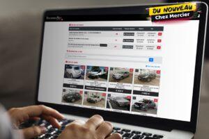 EnchèresNet place Mercier Automobiles sur le BtoB en ligne
