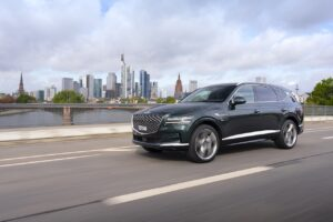 Hyundai lance Genesis en Europe… mais pas en France