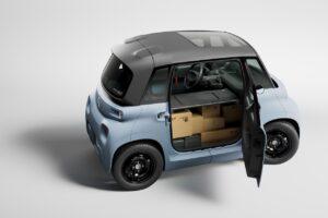 La Citroën Ami Cargo prépare ses premières livraisons