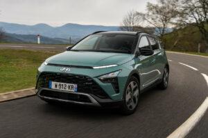 Hyundai Bayon : un SUV urbain rationnel