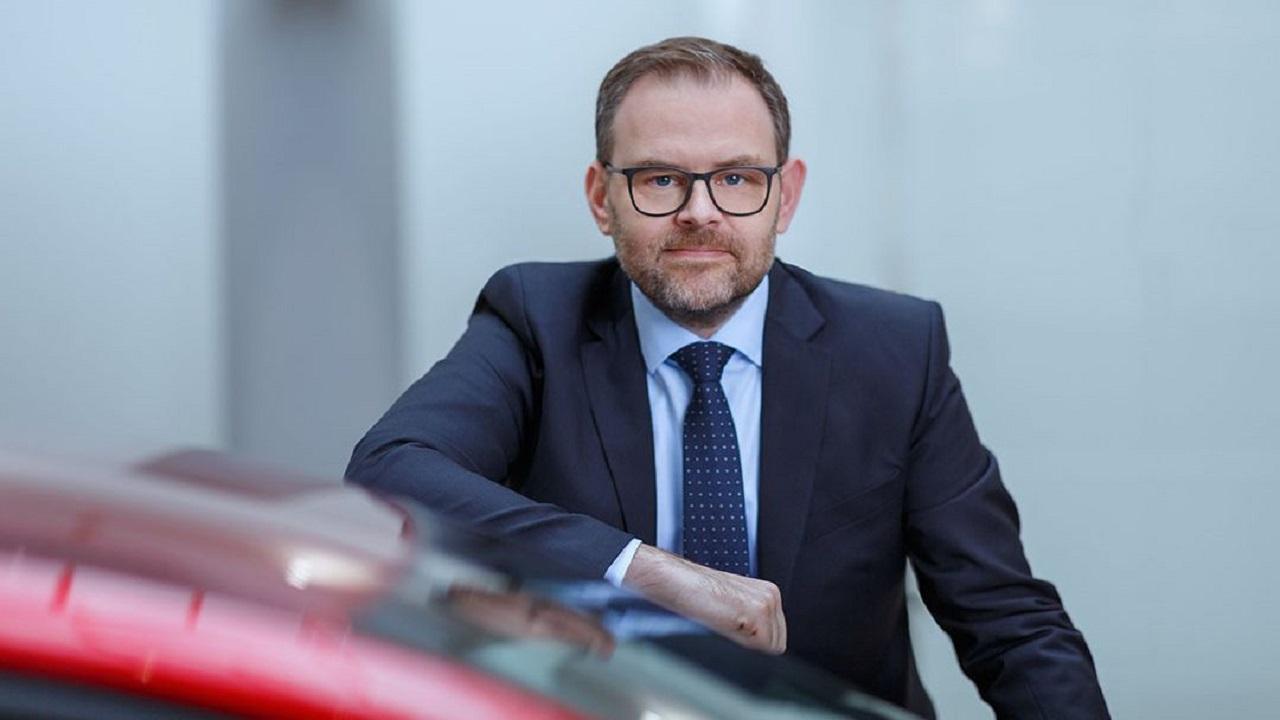Martijn ten Brink nommé à la tête de Mazda Europe