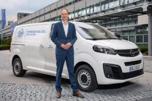 Opel ouvre le bal hydrogène avec le Vivaro-e Hydrogen