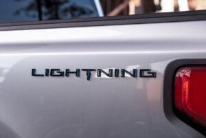 Ford dévoile la version électrique de son pick-up F-150