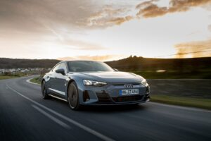 Audi e-tron GT : la force de l