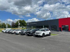 Le groupe Gueudet densifie son maillage Citroën et DS Automobiles