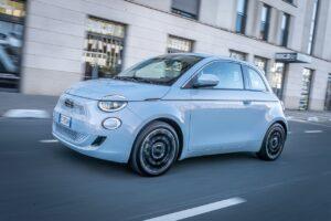 Fiat 500e : une troisième vie