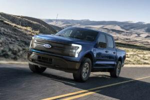 Ford relève ses objectifs dans l'électrique