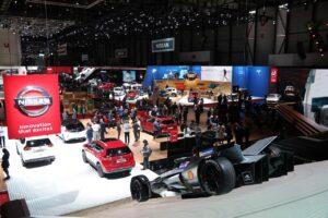 Le retour des salons automobiles