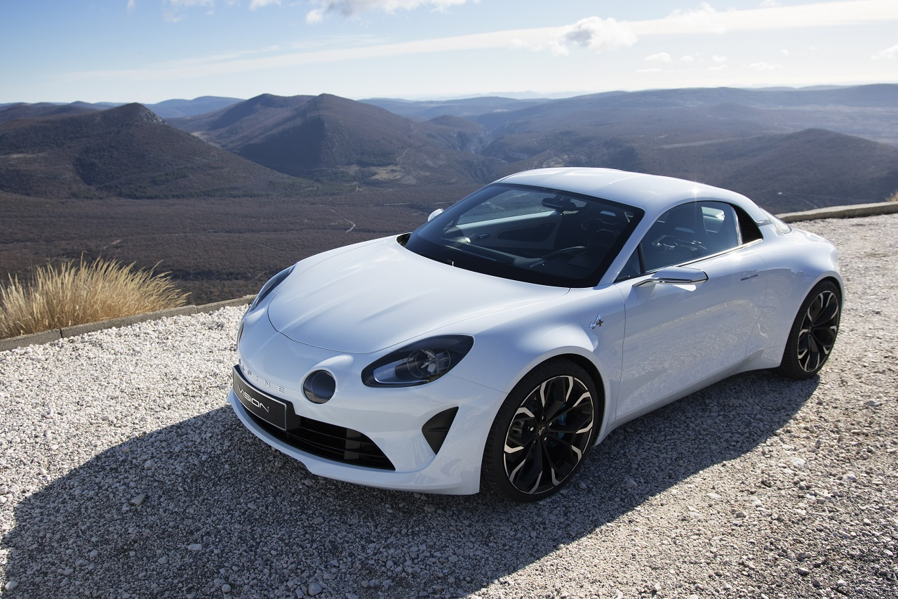 Renault Retail Group lance un club Alpine