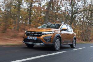 La Dacia Sandero écrase la concurrence