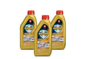 Trois nouvelles huiles Texaco Havoline ProDS homologuées par Renault et Volkswagen
