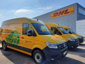 DHL Express France étoffe sa flotte électrique