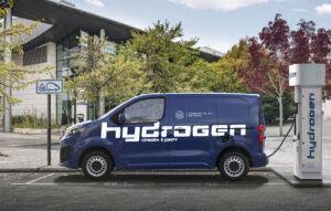 Citroën passe à son tour à l'hydrogène avec l'ë-Jumpy Hydrogen