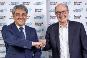 Renault et Plug Power donnent naissance à Hyvia, futur champion de l'hydrogène